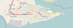 canvey-island-openstreetmap