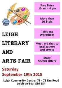 leigh arts fair